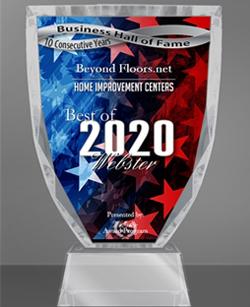 Best of Webster 2020 - Business Hall Of Fame