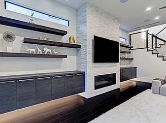 McCaw Living Room