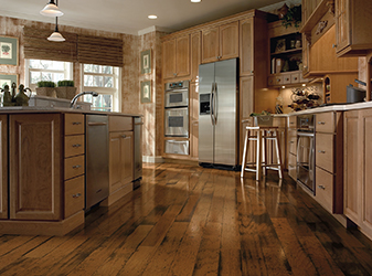 Hardwood flooring care and professional installation from Beyond Floors in Webster, TX