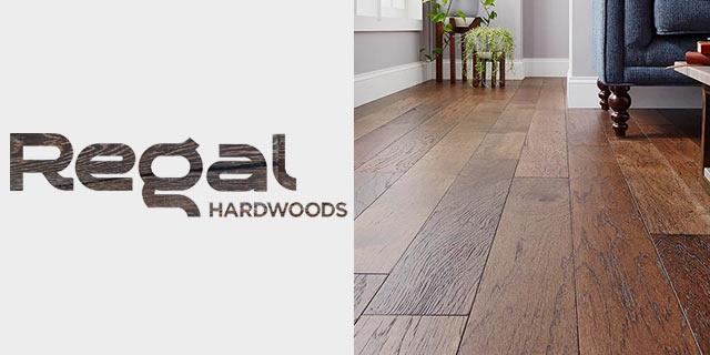 Featuring hardwood flooring from Regal Hardwoods