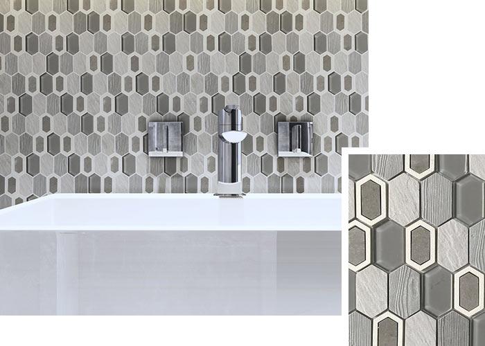 Emser Literati tile room scene